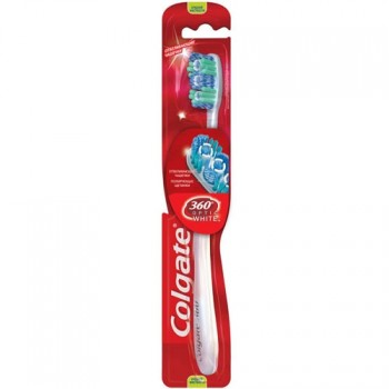 з/щ Colgate 360 Optic White средняя !/Colg/72x12